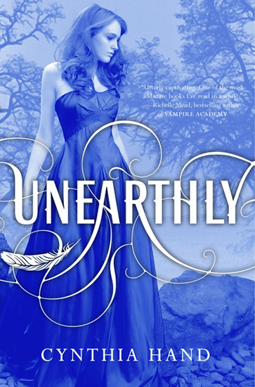Unearthly - cover