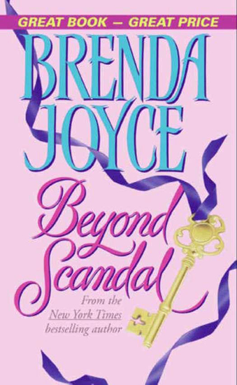 Beyond Scandal - cover