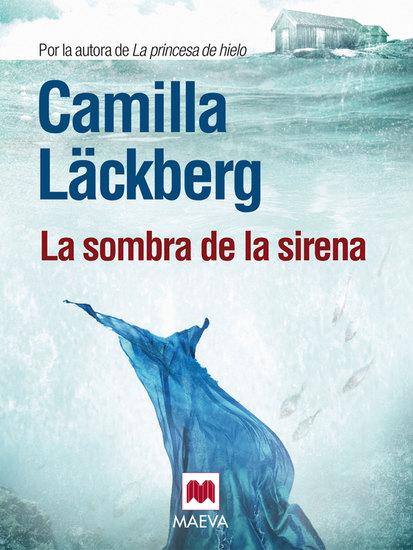 La sombra de la sirena - El libro más leído de la autora - cover