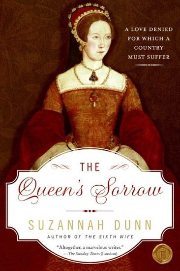 The Queen's Sorrow - A Novel - cover