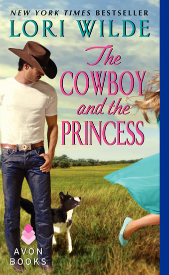 The Cowboy and the Princess - cover