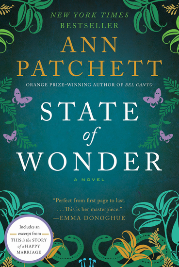 State of Wonder - A Novel - cover