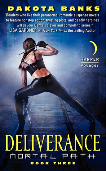 Deliverance - Mortal Path Book Three - cover
