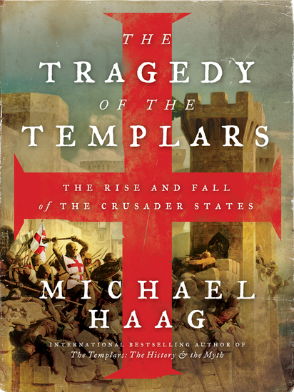 The Tragedy of the Templars - cover