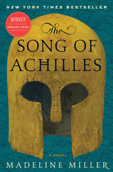 The Song of Achilles - cover