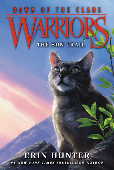 Warriors: Dawn of the Clans #1: The Sun Trail - cover