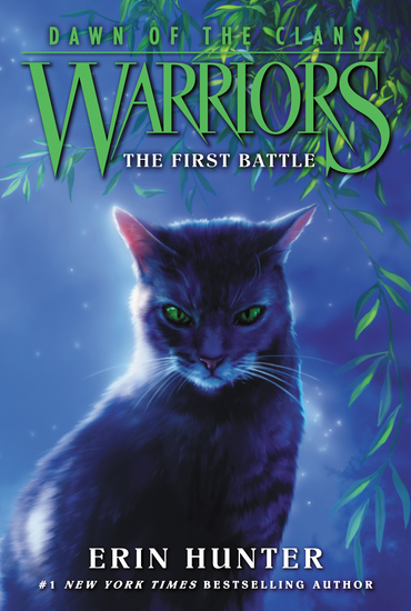 Warriors: Dawn of the Clans #3: The First Battle - cover