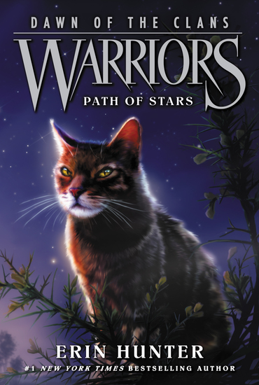 Warriors: Dawn of the Clans #6: Path of Stars - cover