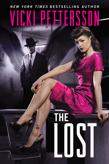 The Lost - Celestial Blues Book Two - cover