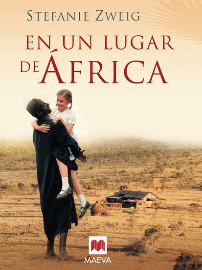 En un lugar de África - cover