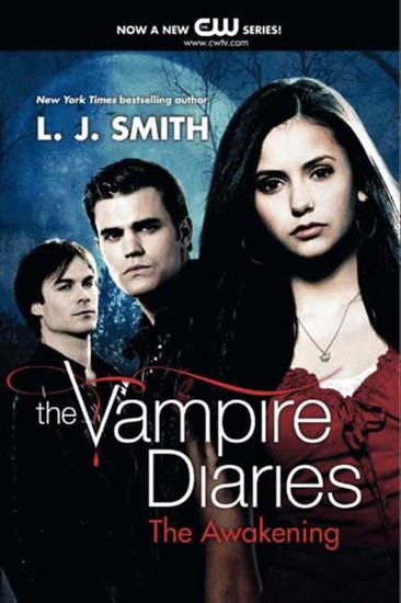 The Vampire Diaries: The Awakening - cover