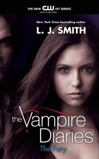 The Vampire Diaries: The Fury - cover