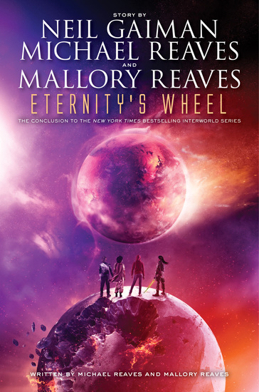 Eternity's Wheel - cover