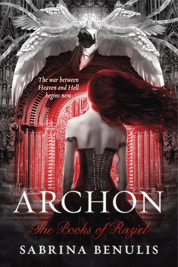 Archon - The Books of Raziel - cover