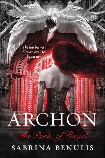 Archon - The Books of Raziel - cover