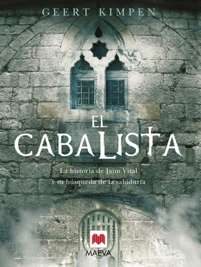 El Cabalista - La historia de Jaim Vital y su búsqueda de la sabiduría - cover