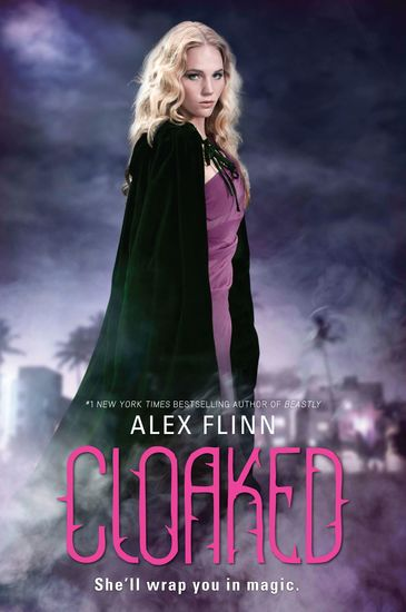Cloaked - cover
