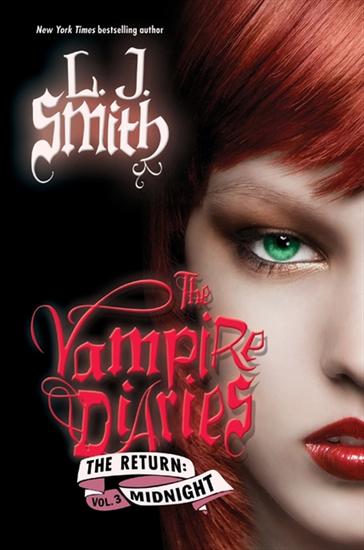 The Vampire Diaries: The Return: Midnight - cover