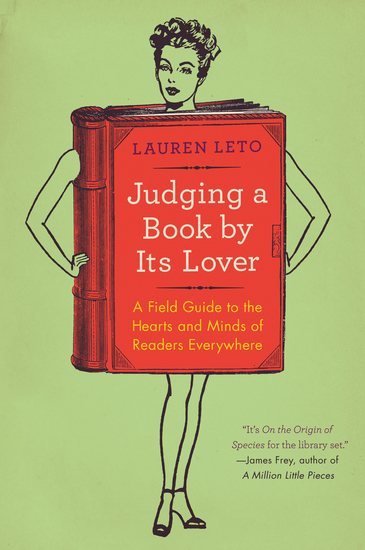Judging a Book By Its Lover - cover