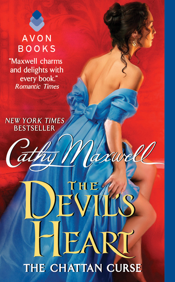 The Devil's Heart: The Chattan Curse - cover