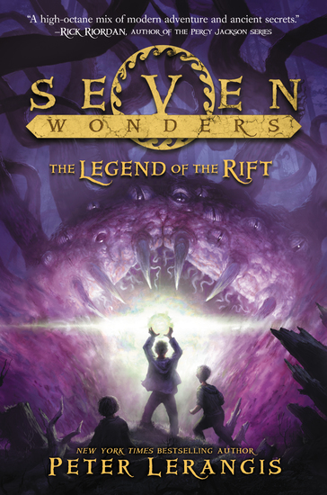 Seven Wonders Book 5: The Legend of the Rift - cover