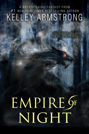 Empire of Night - cover