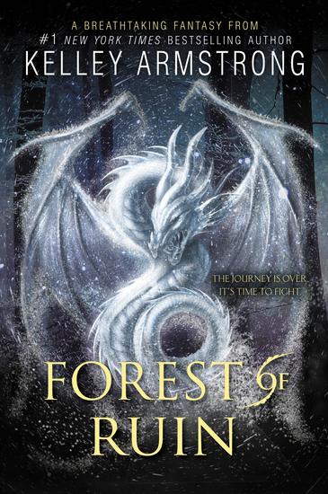 Forest of Ruin - cover