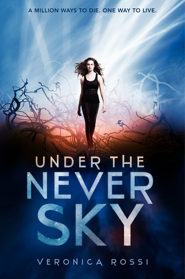 Under the Never Sky - cover