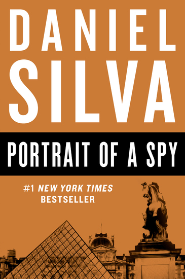 Portrait of a Spy - cover