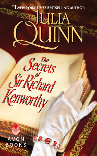 The Secrets of Sir Richard Kenworthy - cover