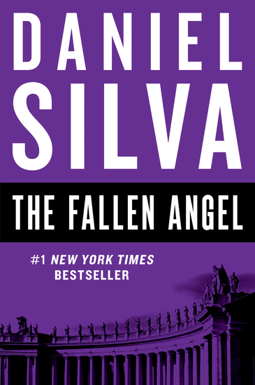 The Fallen Angel - A Novel - cover