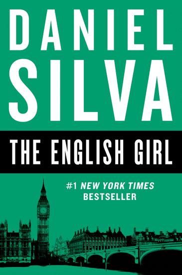 The English Girl - A Novel - cover