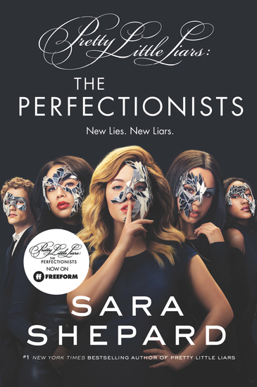 The Perfectionists - cover