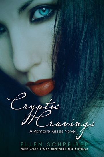 Vampire Kisses 8: Cryptic Cravings - cover