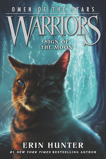 Warriors: Omen of the Stars #4: Sign of the Moon - cover