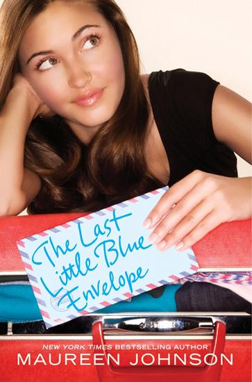 The Last Little Blue Envelope - cover