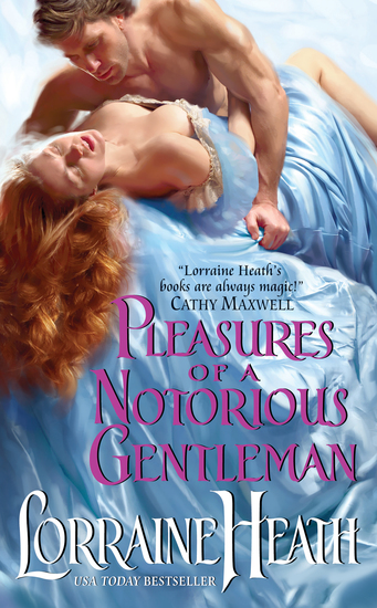 Pleasures of a Notorious Gentleman - cover