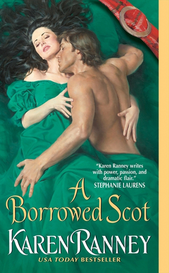 A Borrowed Scot - cover