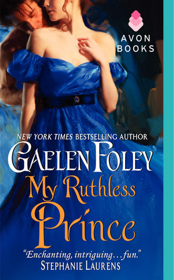 My Ruthless Prince - cover