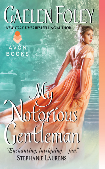 My Notorious Gentleman - cover
