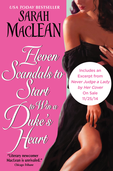 Eleven Scandals to Start to Win a Duke's Heart - cover