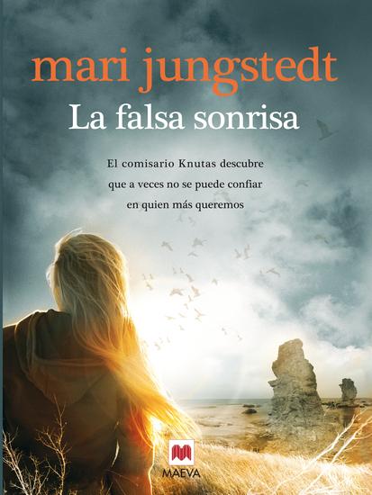 La falsa sonrisa - (Gotland 6) - cover