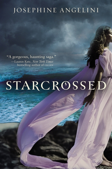 Starcrossed - cover
