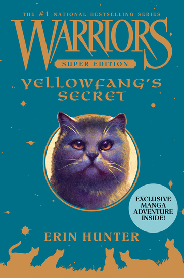 Warriors Super Edition: Yellowfang's Secret - cover