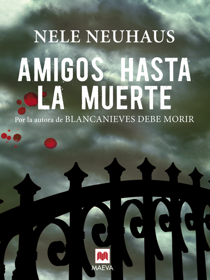 Amigos hasta la muerte - (Taunus 2) - cover