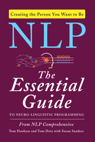 NLP - The Essential Guide to Neuro-Linguistic Programming - cover