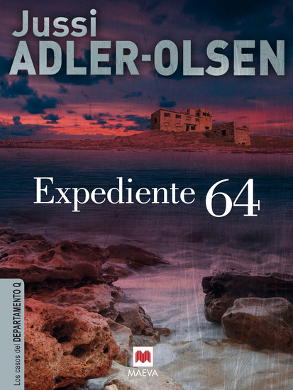 Expediente 64 - (Los casos del Departamento Q 4) - cover