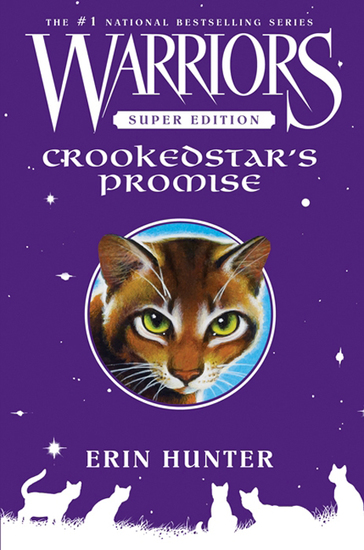 Warriors Super Edition: Crookedstar's Promise - cover