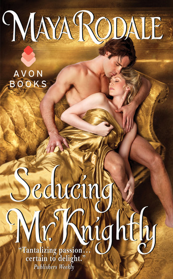 Seducing Mr Knightly - cover