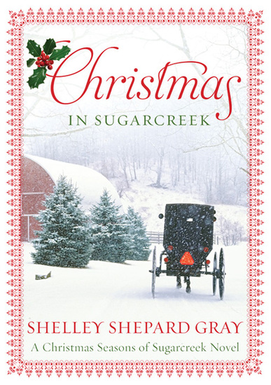 Christmas in Sugarcreek - A Seasons of Sugarcreek Christmas Novel - cover